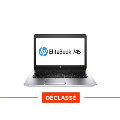 Pc portable reconditionné - HP Elitebook 745 G2 - déclassé
