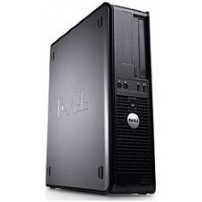 Dell Optiplex 780 Desktop Windows 7 Professionnel