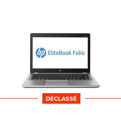HP Folio 9470M - i5 -4Go -180Go SSD -14'' - Win 10 - Déclassé