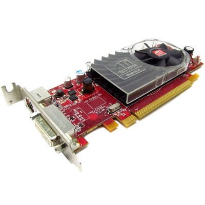 AMD Radeon HD3450 - 256 MB - PCI-E 16x