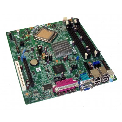 Carte Mère MotherBoard DELL Optiplex 760 SFF - DDR2 - Socket LGA 775 - 0M863N