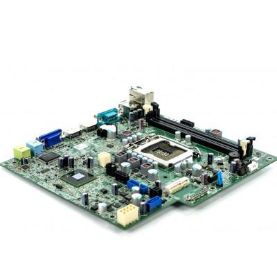 Carte Mère MotherBoard DELL Optiplex 7010 USFF - DDR3 SDRAM - LGA1155 Socket - MN1TX - Trade Discount
