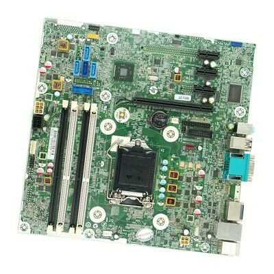 Carte Mère pour pc de bureau HP ProDesk 600 G1 SFF - 795972-002 - Socket LGA 1150 - Trade Discount.