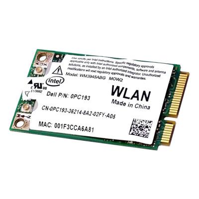 Carte wifi Intel - WM3945ABG pour DELL - 0PC193