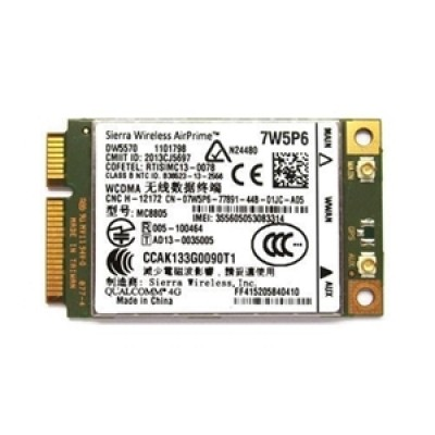 Carte Sierra Wireless HSPA + - Dell DW5570