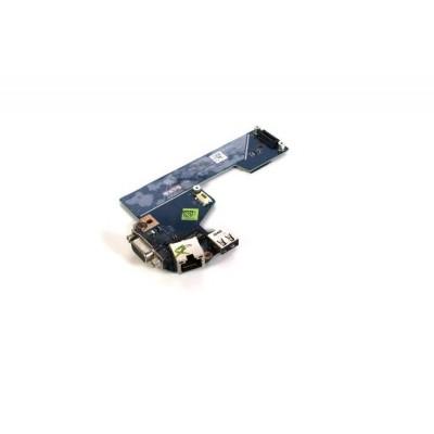 Carte USB VGA Port Ethernet - E5530 - 0826R6