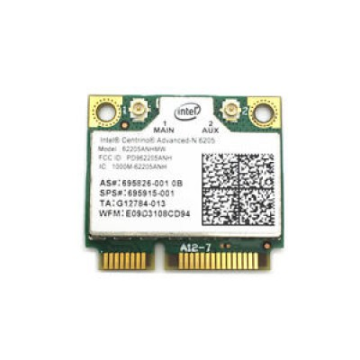 Carte WIFI INTEL Centrino Advanced-N - 6205