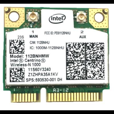Carte WIFI Intel Centrino Wireless-N 1000 - 112BNHMW
