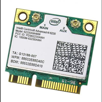 Carte WIFI sans fil Intel 6230 Dual Band - Mini PCI-E - 62230ANHMW