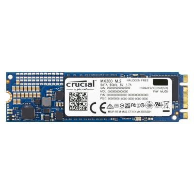 SSD Crucial MX300 - 275Go - M.2 2280- SATA III
