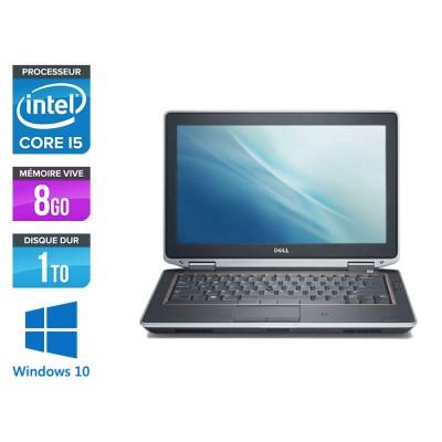 Dell Latitude E6320 -  i5 - 8Go - 1To - Windows 10