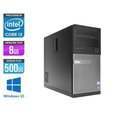 Dell 3010 Tour - i3 - 8Go - 500Go HDD - Windows 10 pro