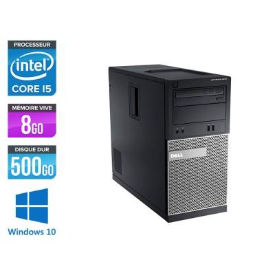 Dell 3010 Tour - i5 - 8Go - 500Go HDD - Windows 10 pro