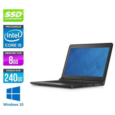 Dell Latitude 3350 - i5 - 8Go - SSD 240 go - Webcam - Windows 10