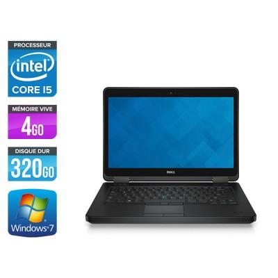 Dell Latitude E5440 - i5 - 4Go - 320Go HDD - Windows 7