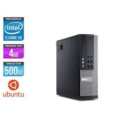 Dell Optiplex 7010 SFF - i5 - 4Go - 500Go - Linux