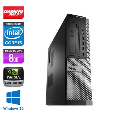 Dell Optiplex 790 Desktop - i5 - 8Go - 500Go HDD - NVIDIA GT 1030 - Windows 10