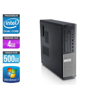Dell Optiplex 790 Desktop - G630 - 4Go - 500Go - Windows 7