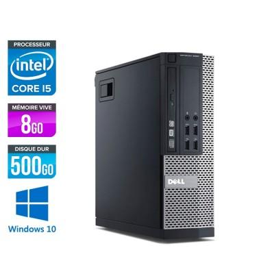 Dell Optiplex 9010 SFF - i5 - 8Go - 500Go - W10