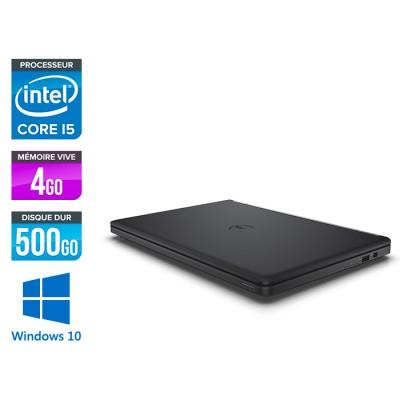 Dell Latitude E5250 - i5 - 4Go - 500Go HDD - Windows 10
