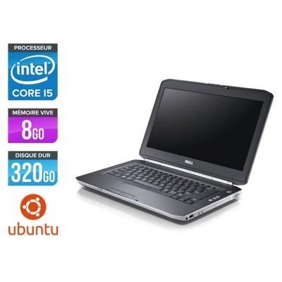 Dell Latitude E5420 - i5 - 8Go - 320Go HDD - Linux