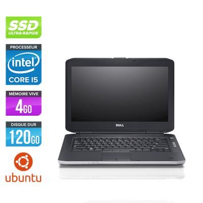 Dell Latitude E5430 - i5 - 4Go - 120 Go SSD - Linux