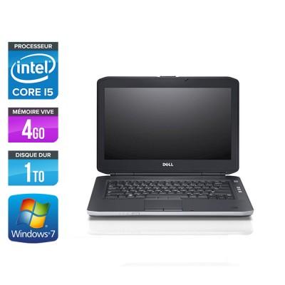 Dell Latitude E5430 - i5 - 4Go - 1 To HDD - Windows 7
