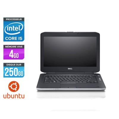 Dell Latitude E5430 - Core i5 - 4Go - 250Go - Linux