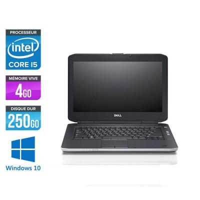 Dell Latitude E5430 - i5 - 4Go - 250Go - Windows 10