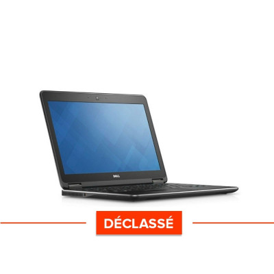 Ordinateur portable reconditionné - Dell Latitude E7250 - Windows 10 - Déclassé