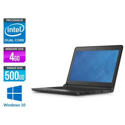 Dell Latitude 3340 - 4Go - 500Go - Windows 10
