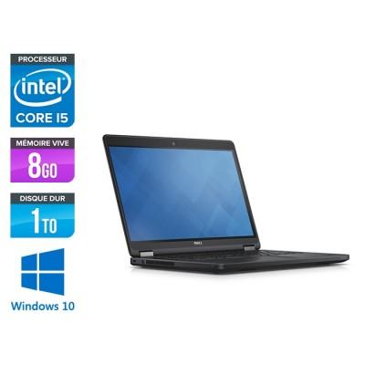 Dell Latitude E5450 - i5 - 8Go - 1To HDD - Windows 10