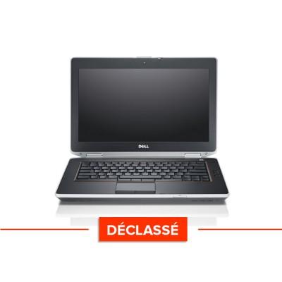 Pc portable - Dell Latitude E6420 Trade Discount - Déclassé - i5 - 4 Go - 320 Go HDD - Sans webcam - Windows 10 Famille