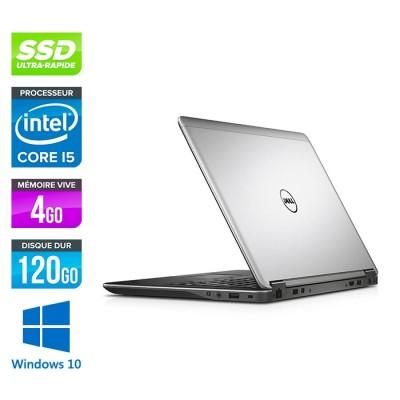 Dell E7240 - Core i5 - 4Go - 120Go SSD - Windows 10 -