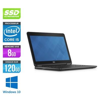 Dell E7240 - Core i5 - 8 Go - 120Go SSD - Windows 10 -