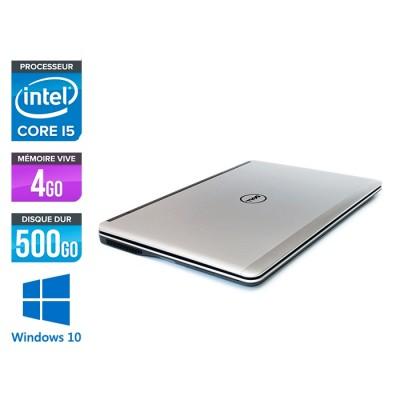 Pc portable reconditionné - Dell E7440 -  i5 - 4Go - 500Go HDD - Windows 10