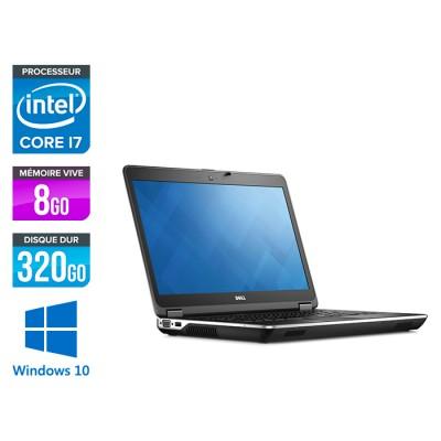 Dell Latitude E6440 - i7 - 8Go - 320GO HDD - Windows 10