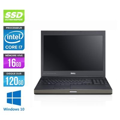 Dell Precision M4700 - i7 - 16Go - 120Go SSD - NVIDIA Quadro K2000M