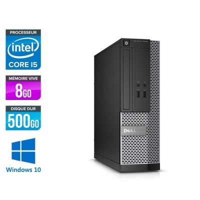 Dell Optiplex 3020 SFF - i5 - 8Go - 500Go - W10