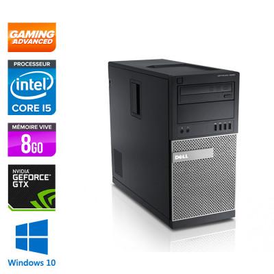 Dell Optiplex 9020 Tour - i5 - 8Go - 240Go - Windows 10 Professionnel