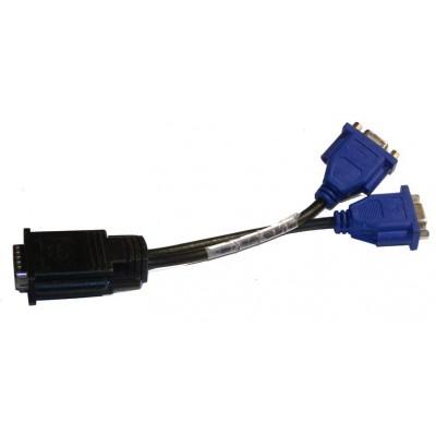 adaptateur DMS-59 vers Dual VGA