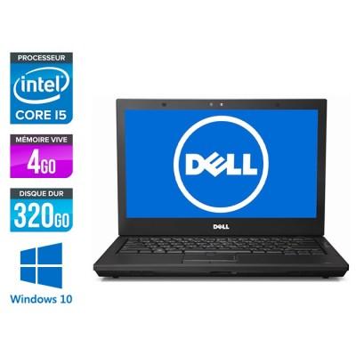 Dell Latitude E4310 - Core i5 520M - 4Go - 320Go HDD - Windows 10