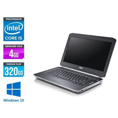 Dell Latitude E5420 - i5 - 4Go - 320Go HDD - Windows 10