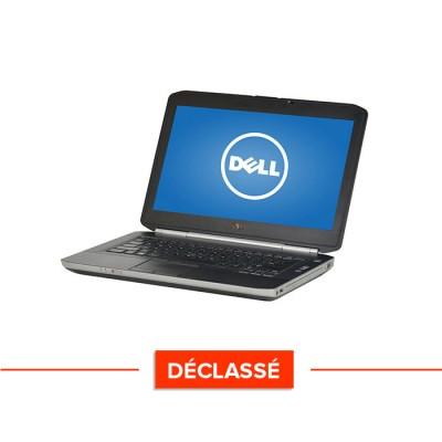 Dell Latitude E5420 - Core i5 - 4Go - 250Go - Declassé