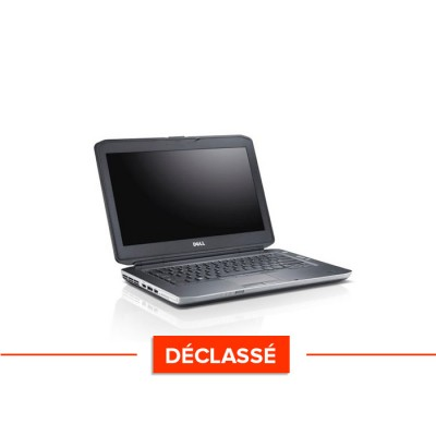 Pc portable - Dell E5430 - Trade Discount - Déclassé - i5 - 8Go - 320 Go HDD - Windows 10 Famille