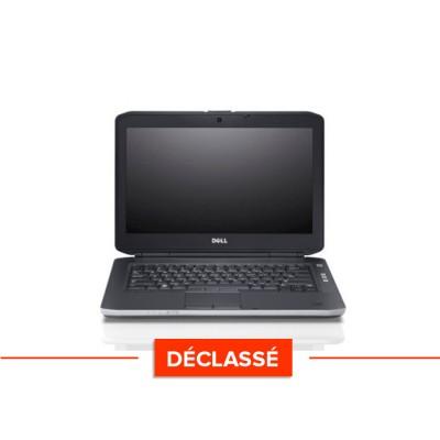 Dell E5430 déclassé - i5-3340m - 4Go - 320 Go HDD - Windows 7 pro