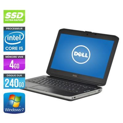 Dell Latitude E5430 - Core i5 - 4Go - 240 Go SSD