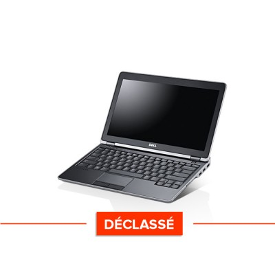 Dell Latitude E6220 déclassé - i5 - 4Go - 320 Go - Windows 10