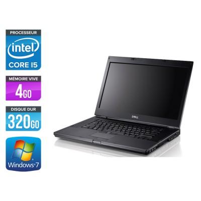Dell Latitude E6410 - Core i5 520M - 4Go - 320Go - Windows 7