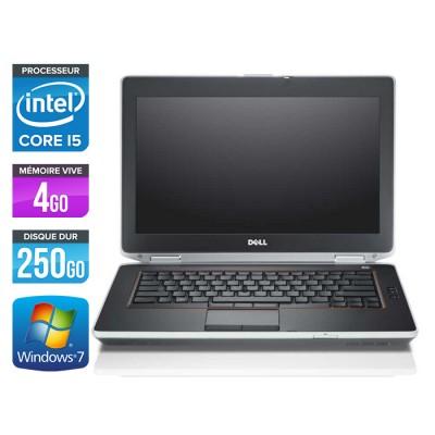 Dell Latitude E6420 - Core i5 - 4Go - 250Go